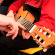 Anfangsunterricht Gitarre
